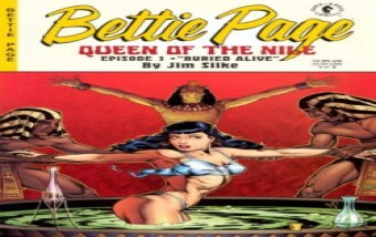Bettie Page – Queen of the Nile (1996-2000)